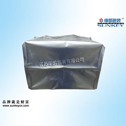 粒子铝箔方底袋
