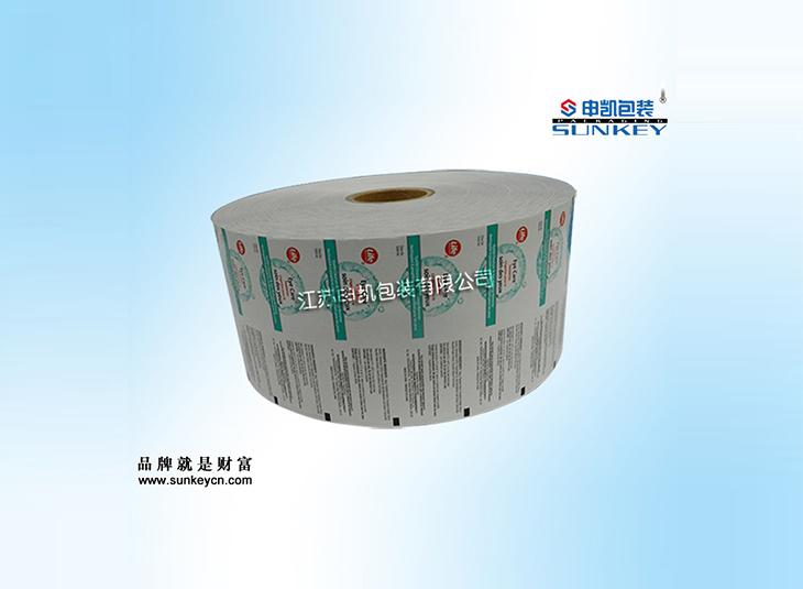 牛皮纸铝复合膜