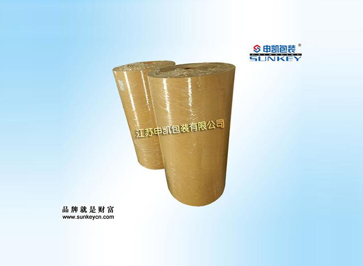 黄牛皮纸铝复合卷膜