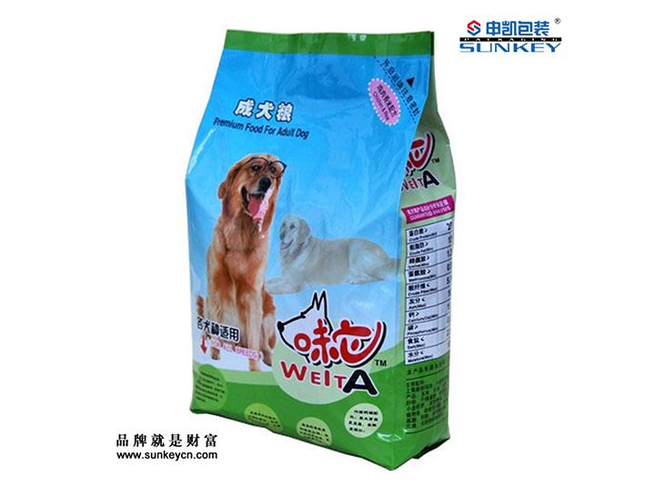 宠物用品直播吧cba直播袋,铝箔袋,狗粮铝箔袋