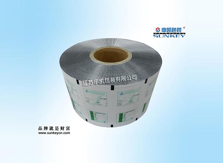 颗粒铝箔膜