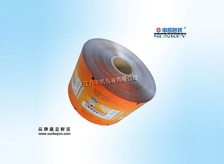 药用铝塑复合卷膜